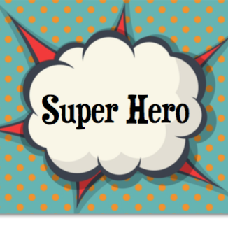 super hero-screen